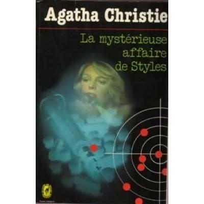La Mystérieuse affaire de styles De Agatha Christie
