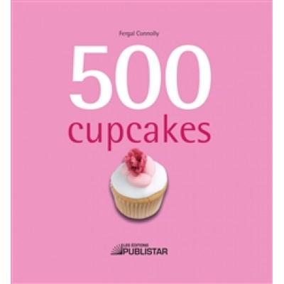 500 cupcakes De Fergal Connolly