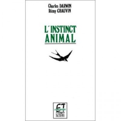 L'Instinct animal De Darwin | Chauvin