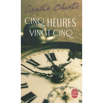 Cinq heures vingt-cinq De Agatha Christie