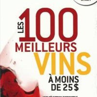 Guide Aubry 2011 — Les 100 meilleurs vins à moins de 25 $