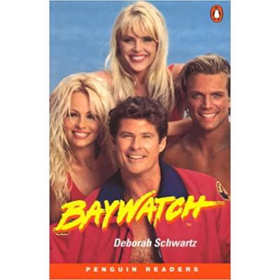 Baywatch, Level 2, Penguin Readers (English)De Harvey Schwartz (Author), Mark Ed. Schwartz (Author)
