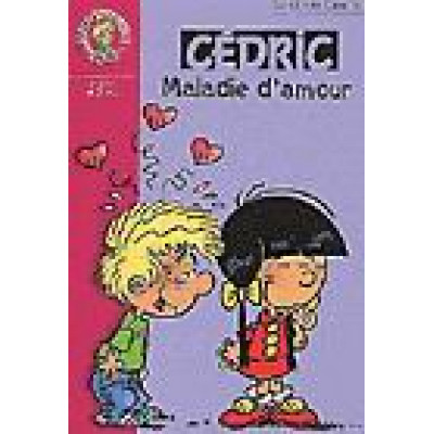Cédric: maladie d'amour De Enid Blyton