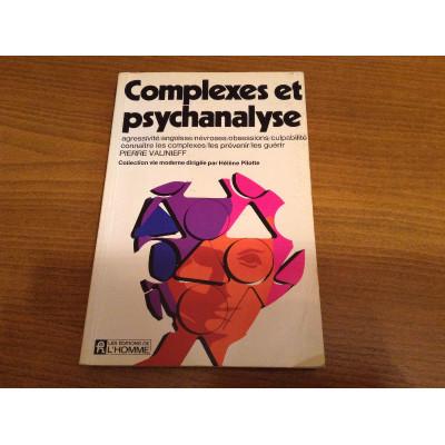 Complexes et psychanalyse de Pierre Valinieff