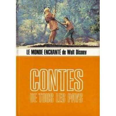 Le monde enchanté de Walt Disney - Contes de tous les pays