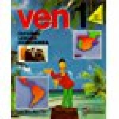 Ven: Level 1 (Book 1) (Spanish Edition) (Spanish) 7th Edition Edition