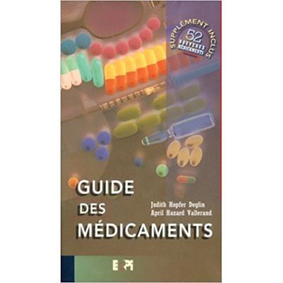 Guide des médicaments  de Judith Hopfer Deglin