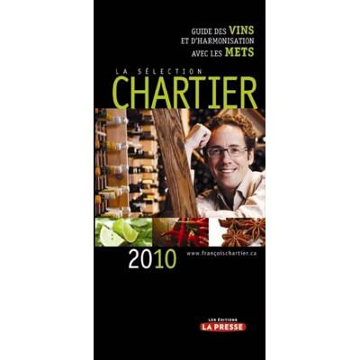 La Sélection Chartier 2010 FRANÇOIS CHARTIER