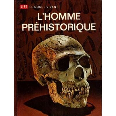 L'homme préhistorique F. Clark Howell et les rédacteurs des Collections Time-Life