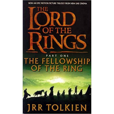 The Lord of the Rings 1: The Fellowship of the Ring (English) de J. R. R. Tolkien