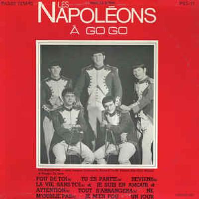 Les Napoléons – Les Napoléons À Go Go