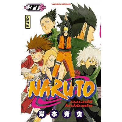 Naruto #37 De Masashi Kishimoto MANGA