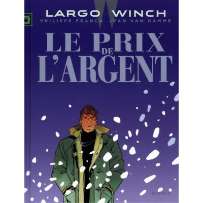 Le Prix de l'argent #13 N. éd. Grand format De Jean Van Hamme | Philippe Francq
