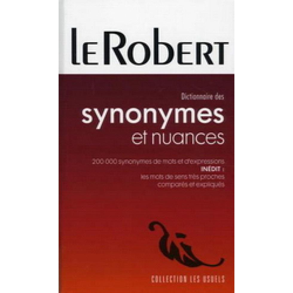 Synonymes et nuances de le robert - Nuance de bleu synonyme ...