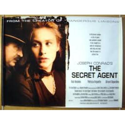 The Secret Agent by Joseph Conrad (Penguin Readers)