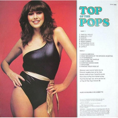 Top Of The Pops - Volume 85