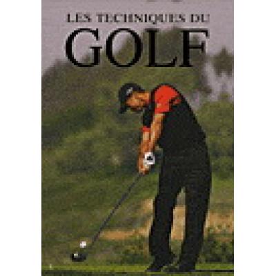 Les Techniques du golf De Chris Meadows