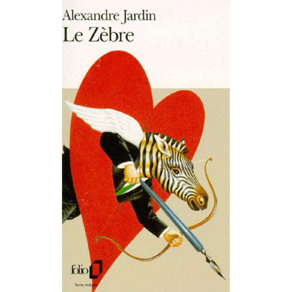 Le z bre de alexandre jardin for Biographie alexandre jardin